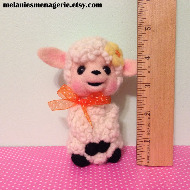 Felted_Lambie